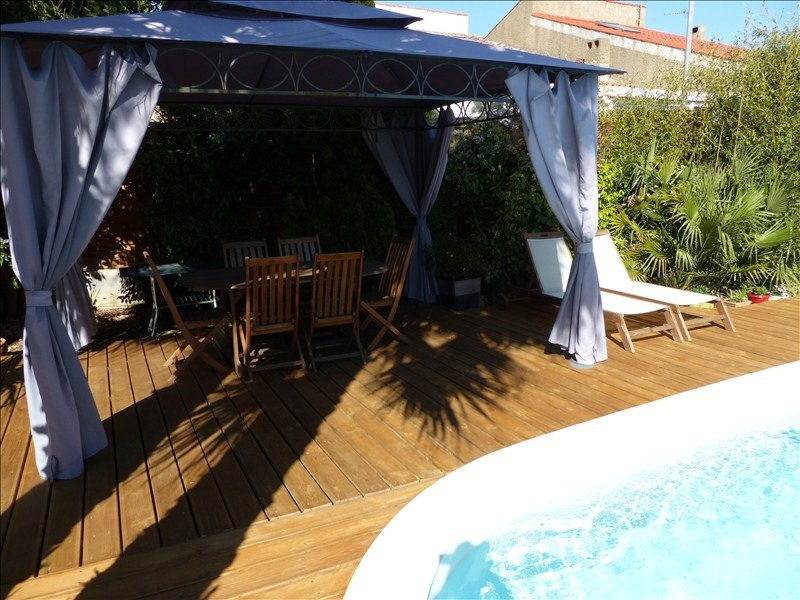 Vente maison / villa Valras plage 462000€ - Photo 6