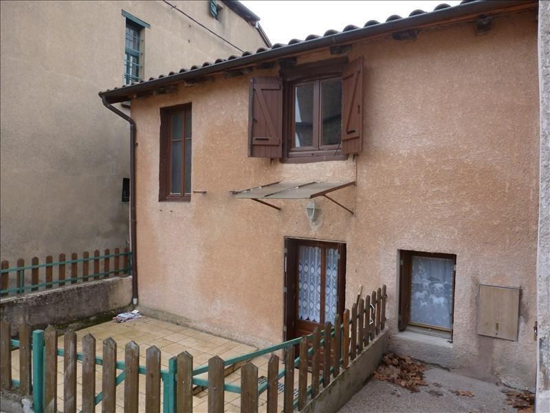 Sale house / villa Renaison 49000€ - Picture 2