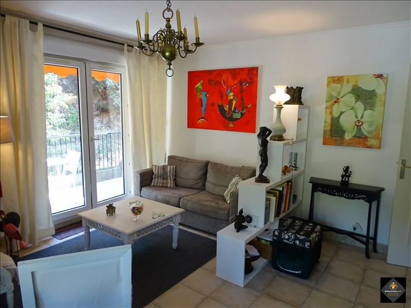 Vente appartement Nice 254 000€ - Photo 2