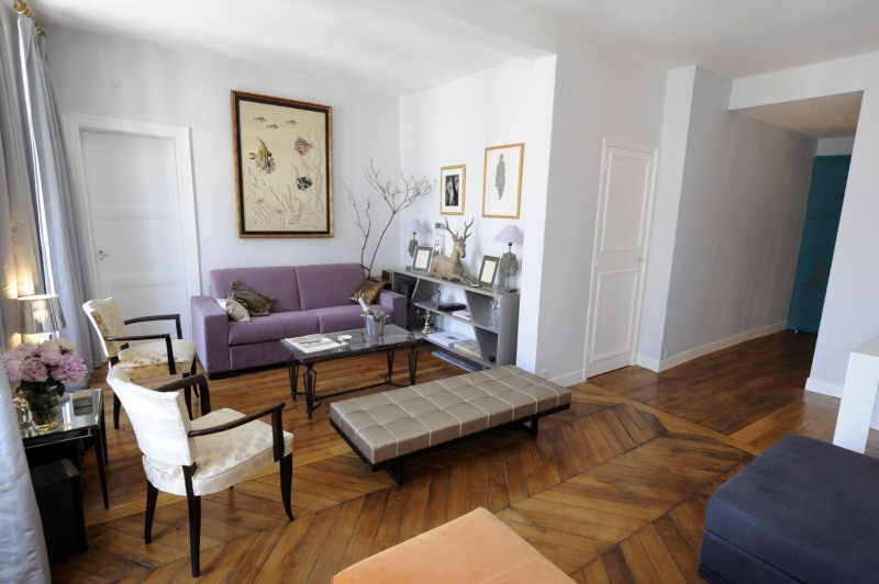 Deluxe sale apartment Paris 1er 940 000€ - Picture 2
