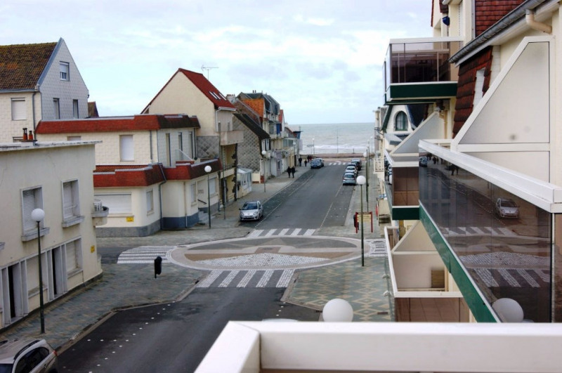 Sale apartment Merlimont 127500€ - Picture 1