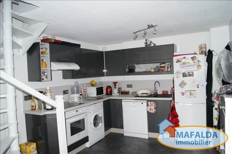 Sale apartment Mont saxonnex 147000€ - Picture 2