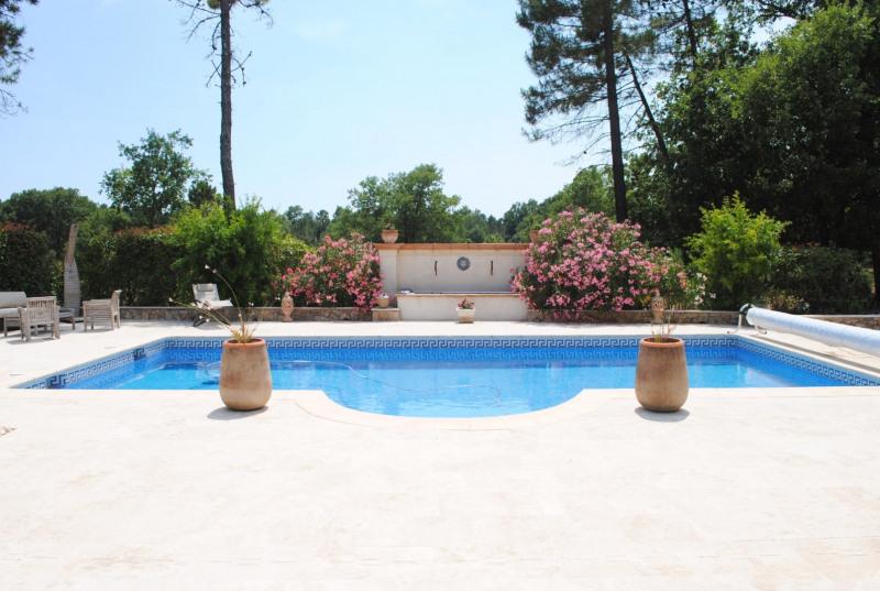 Revenda residencial de prestígio casa Montauroux 949000€ - Fotografia 2