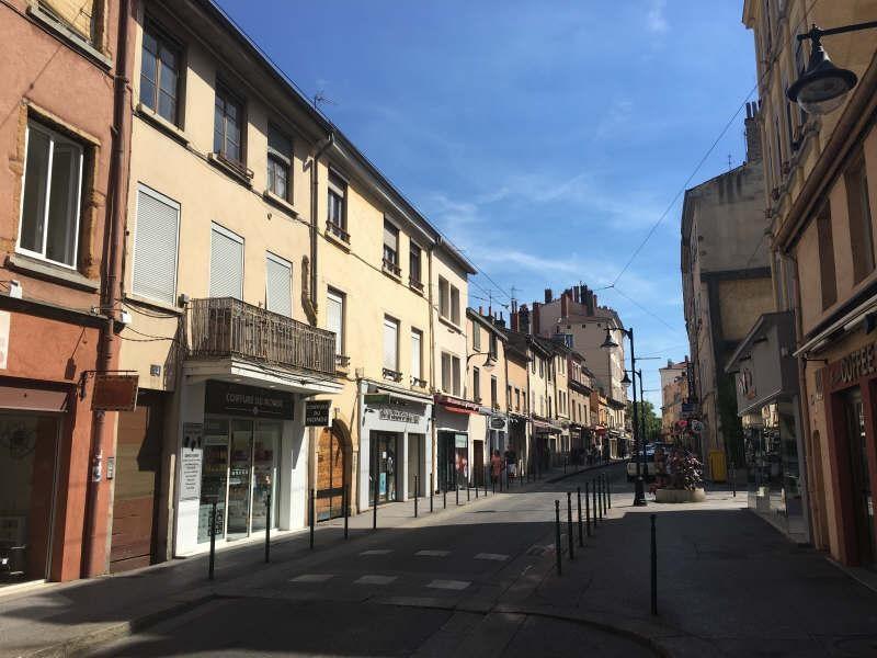 Locação apartamento Lyon 4ème 676€ CC - Fotografia 1