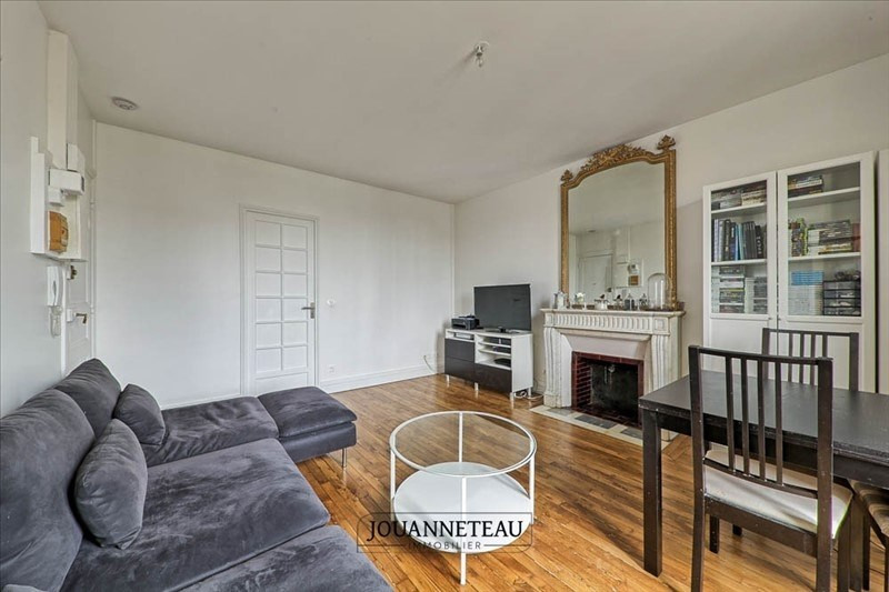 Sale apartment Vanves 369 000€ - Picture 1