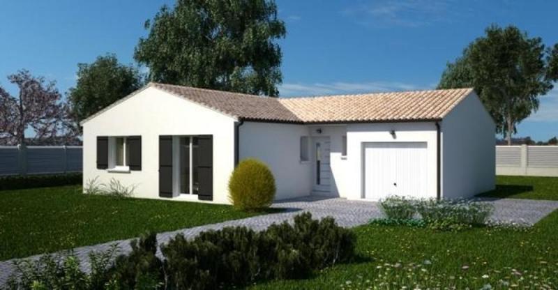 Maison  4 pièces + Terrain 870 m² Ormes par maisons PRIMEA