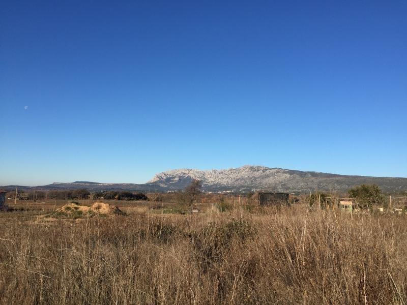 Vente terrain Pourrieres 188000€ - Photo 1