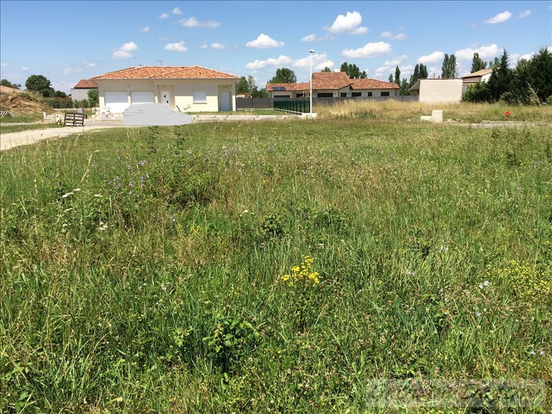 Vente terrain Lespinasse 152 000€ - Photo 1