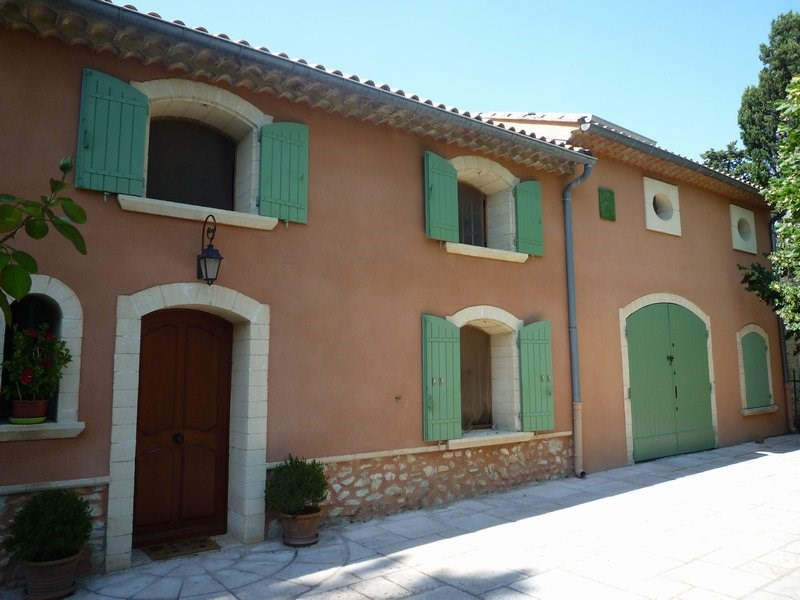 Vente maison / villa Orange 495 000€ - Photo 1