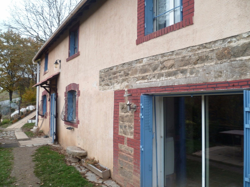 Vente maison / villa St laurent de chamousset 139000€ - Photo 1