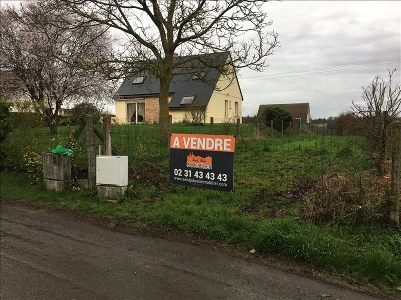 Verkauf grundstück Clinchamps sur orne 70000€ - Fotografie 2