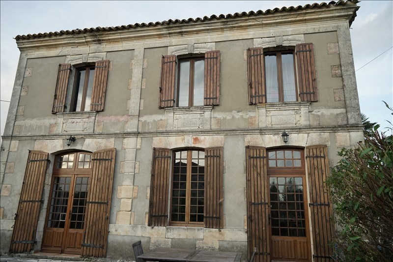 Sale house / villa St savin 121 000€ - Picture 1