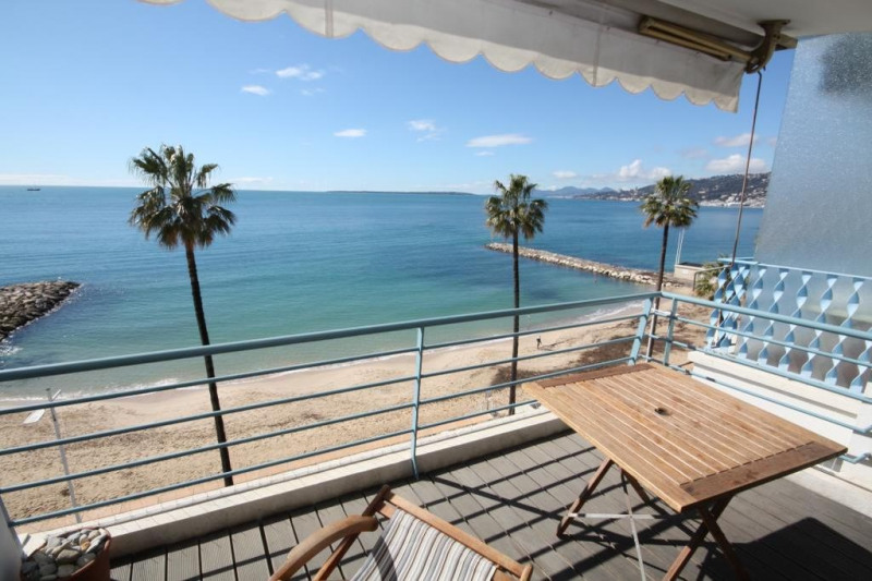 Sale apartment Juan-les-pins 379 000€ - Picture 1