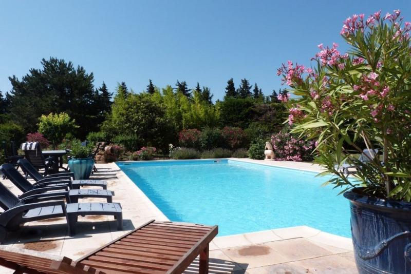 Deluxe sale house / villa Saint remy de provence 895000€ - Picture 1