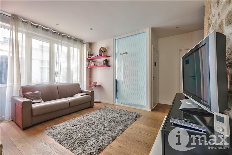 Vente appartement Paris 9ème 775000€ - Photo 1