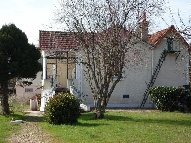 Vente maison / villa Chatres sur cher 85000€ - Photo 2