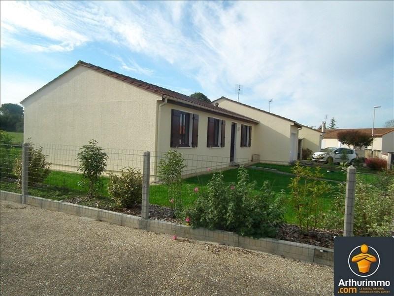 Sale house / villa Matha 168800€ - Picture 2