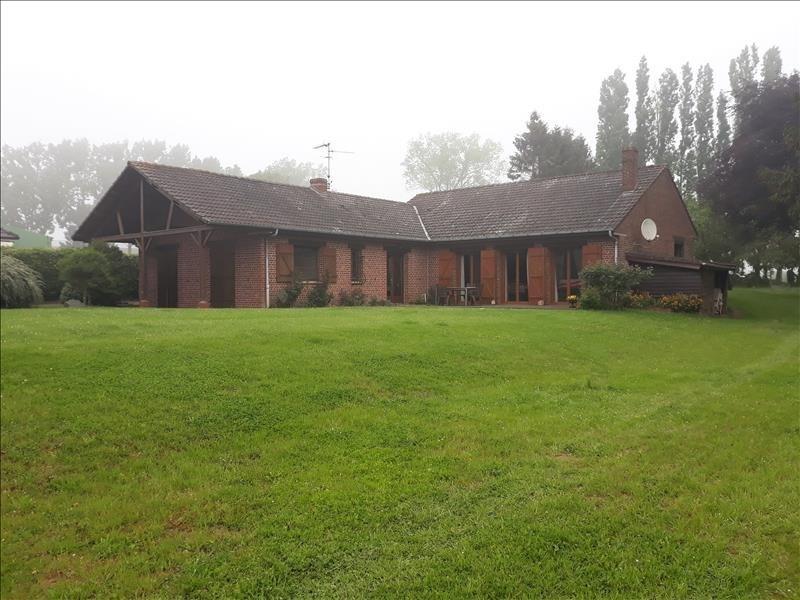 Sale house / villa Monchy le preux 271000€ - Picture 1