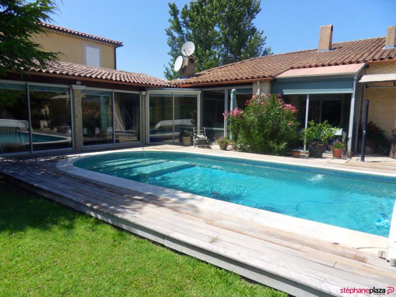 Sale house / villa Morieres les avignon 380000€ - Picture 2