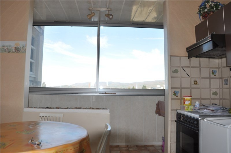 Sale apartment Oyonnax 114000€ - Picture 6