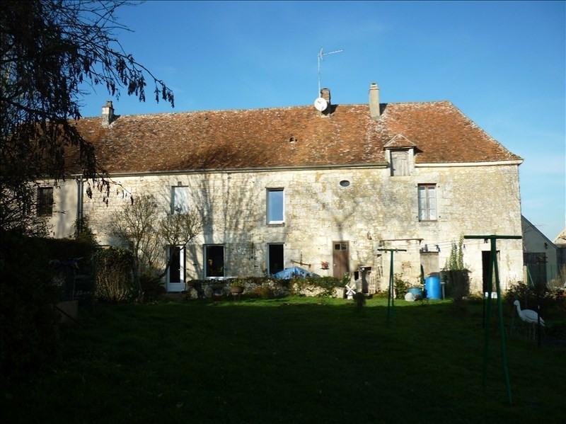 Vente maison / villa Mortagne au perche 111000€ - Photo 1