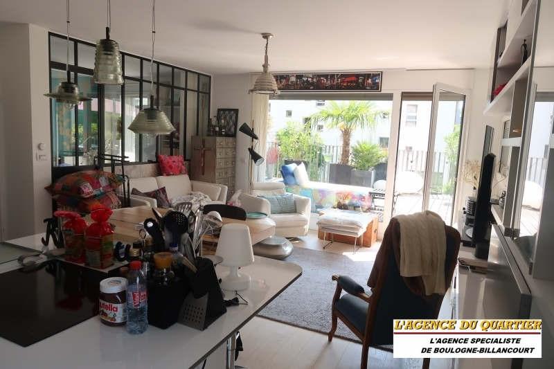 Revenda apartamento Boulogne-billancourt 735000€ - Fotografia 6