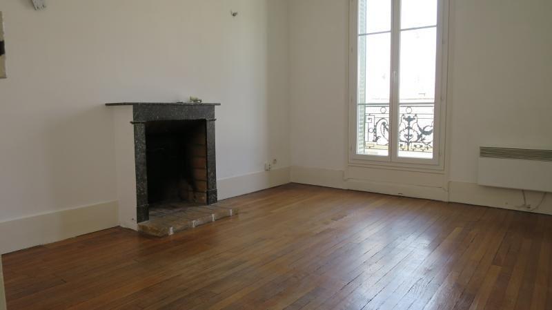 Rental apartment Puteaux 1200€ CC - Picture 1