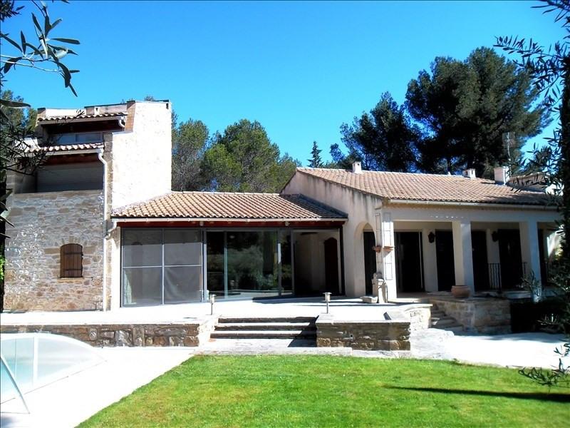Vente de prestige maison / villa Peyrolles en provence 627000€ - Photo 1