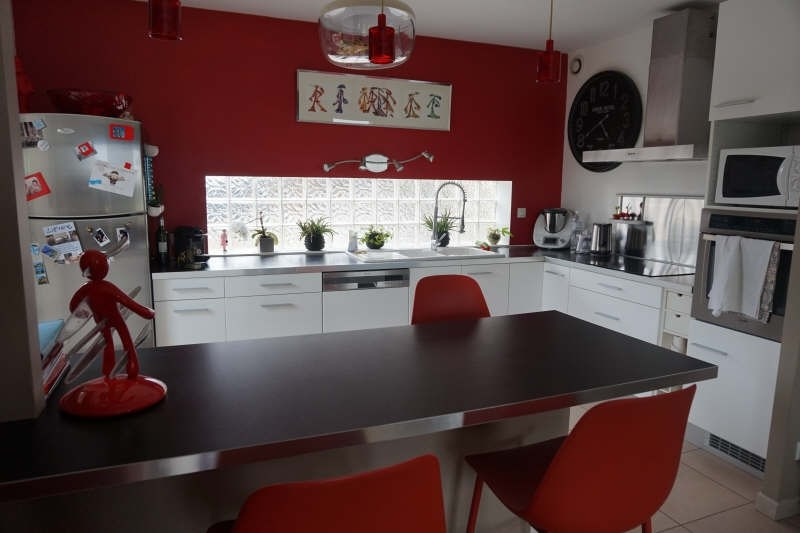 Verkoop  huis Jardin 420000€ - Foto 9