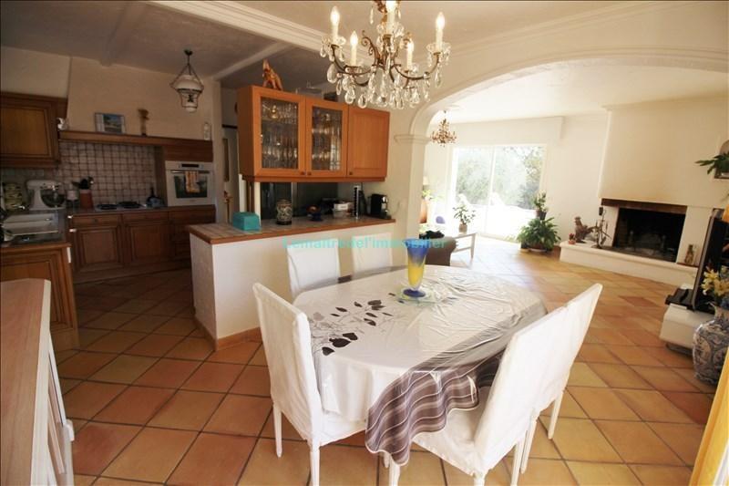 Vente de prestige maison / villa Saint cezaire sur siagne 560000€ - Photo 7