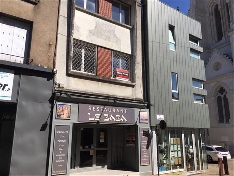 Vente immeuble Cholet 127200€ - Photo 1