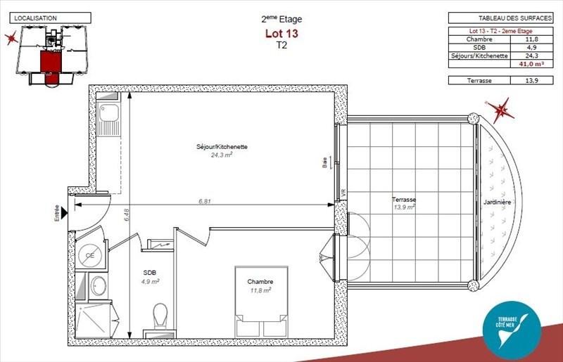 Vente de prestige appartement Bormes les mimosas 265000€ - Photo 2