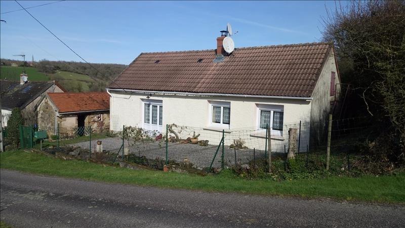 Sale house / villa Buxieres les mines 69000€ - Picture 1