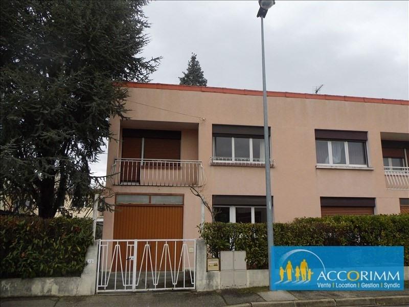 Vente maison / villa Meyzieu 195000€ - Photo 1