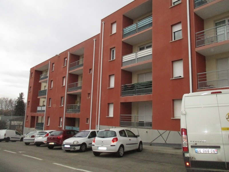 Location appartement Nimes 564€ CC - Photo 1