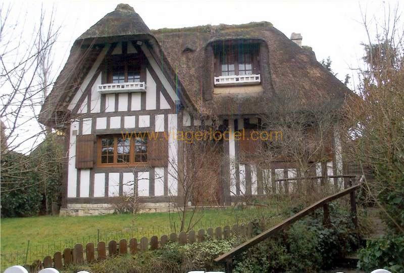 Viager maison / villa Tourgeville 420 000€ - Photo 1
