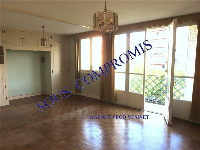 Vente appartement Le pecq 235 000€ - Photo 1