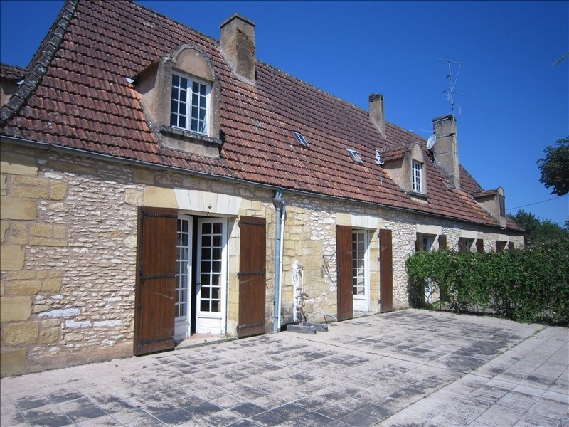 Vente maison / villa Meyrals 307400€ - Photo 4