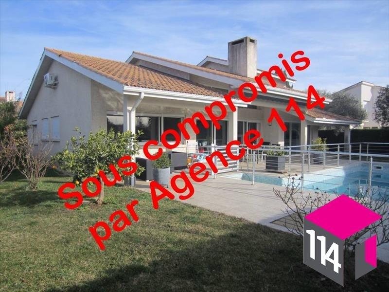 Vente de prestige maison / villa Baillargues 845000€ - Photo 1