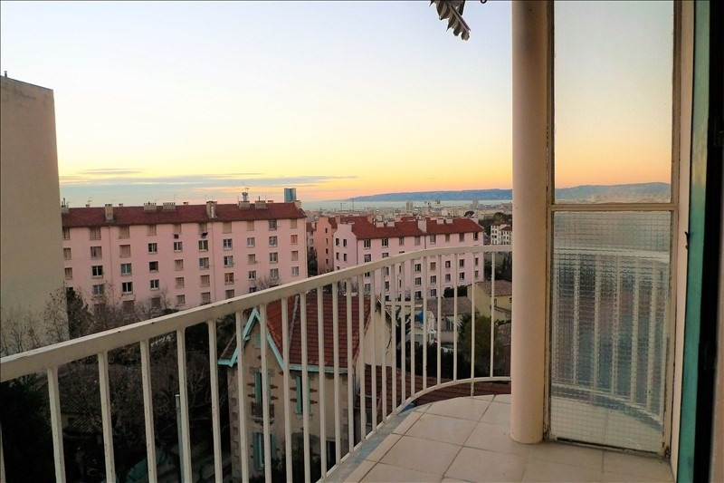 Vente appartement Marseille 4ème 126 000€ - Photo 1