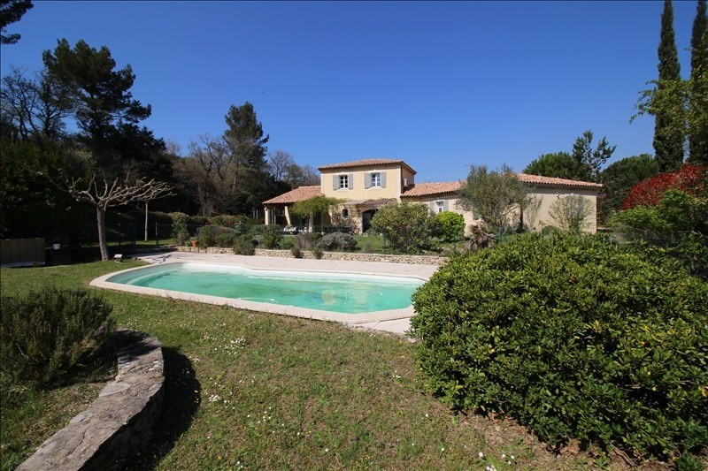 Vente de prestige maison / villa L isle sur la sorgue 825000€ - Photo 1