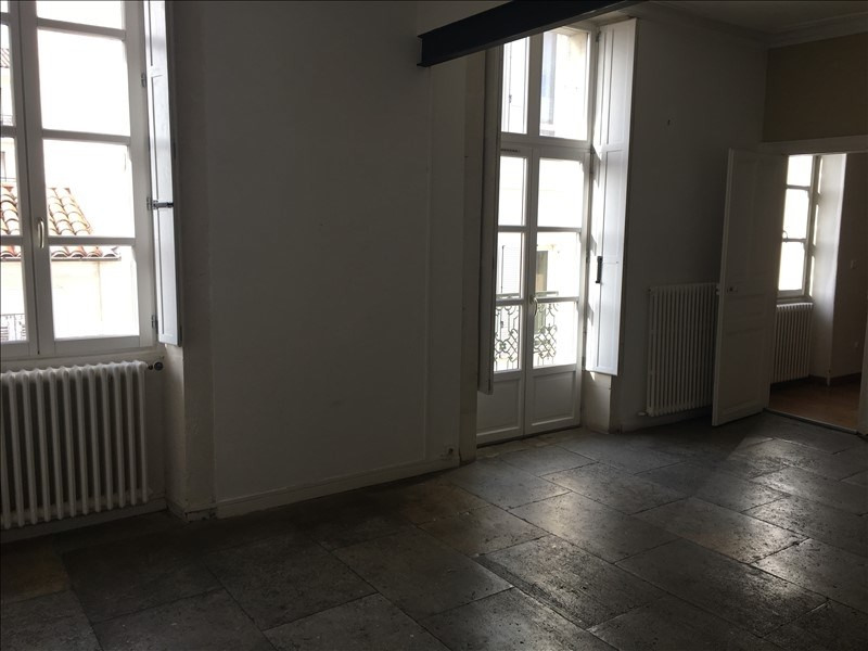 Rental apartment Nimes 681€ CC - Picture 1