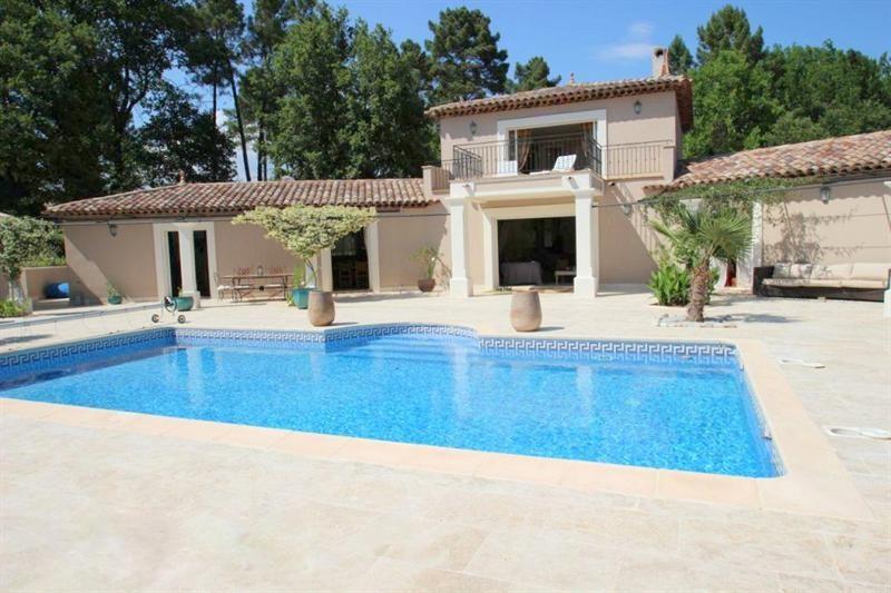 Revenda residencial de prestígio casa Montauroux 949000€ - Fotografia 7