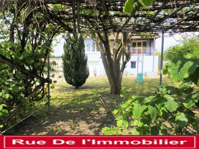 Sale house / villa Reichshoffen 220000€ - Picture 1