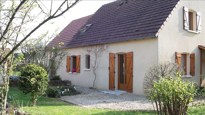 Vente maison / villa Saint jean de losne 190500€ - Photo 2