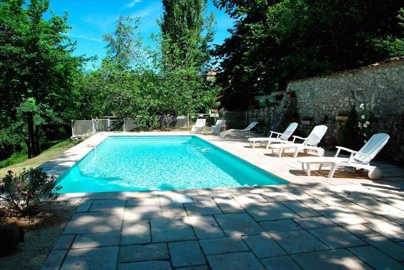 Deluxe sale house / villa Laroque timbaut 549000€ - Picture 8