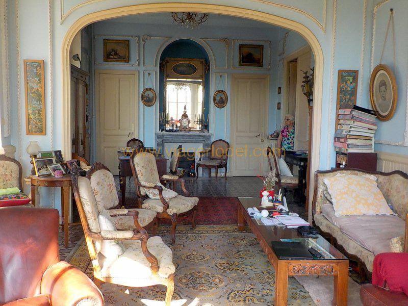 Vendita nell' vitalizio di vita casa Antibes 1930000€ - Fotografia 14