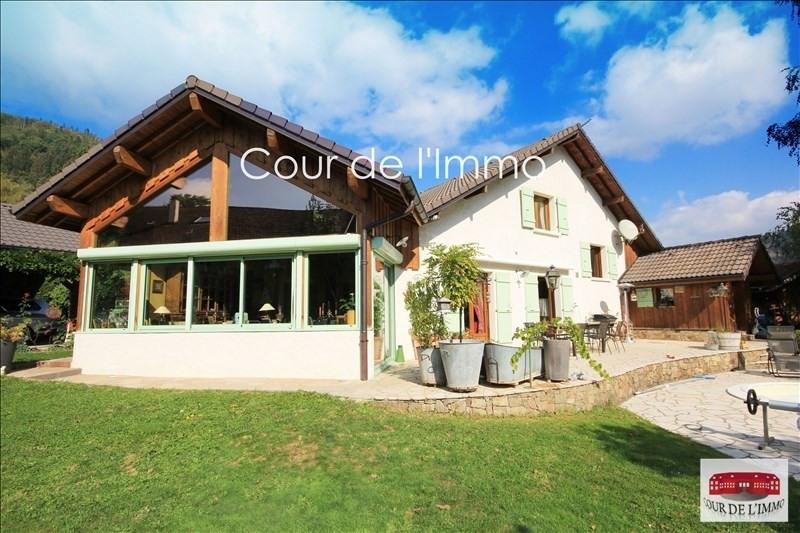 Verkauf von luxusobjekt haus Fillinges 580000€ - Fotografie 9