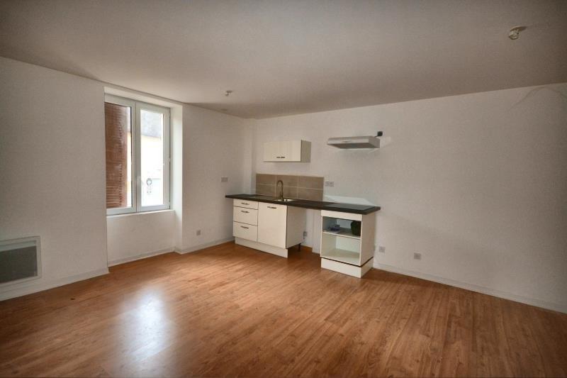 Verhuren  appartement Morestel 450€ CC - Foto 1