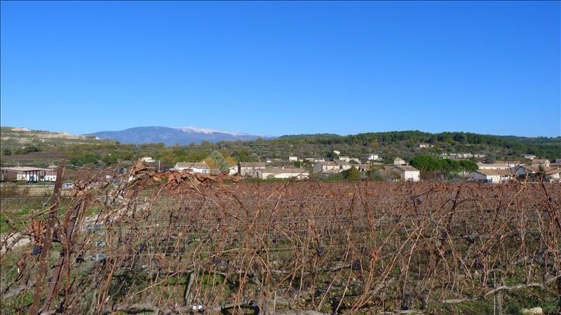 Sale site Malemort du comtat 101000€ - Picture 2